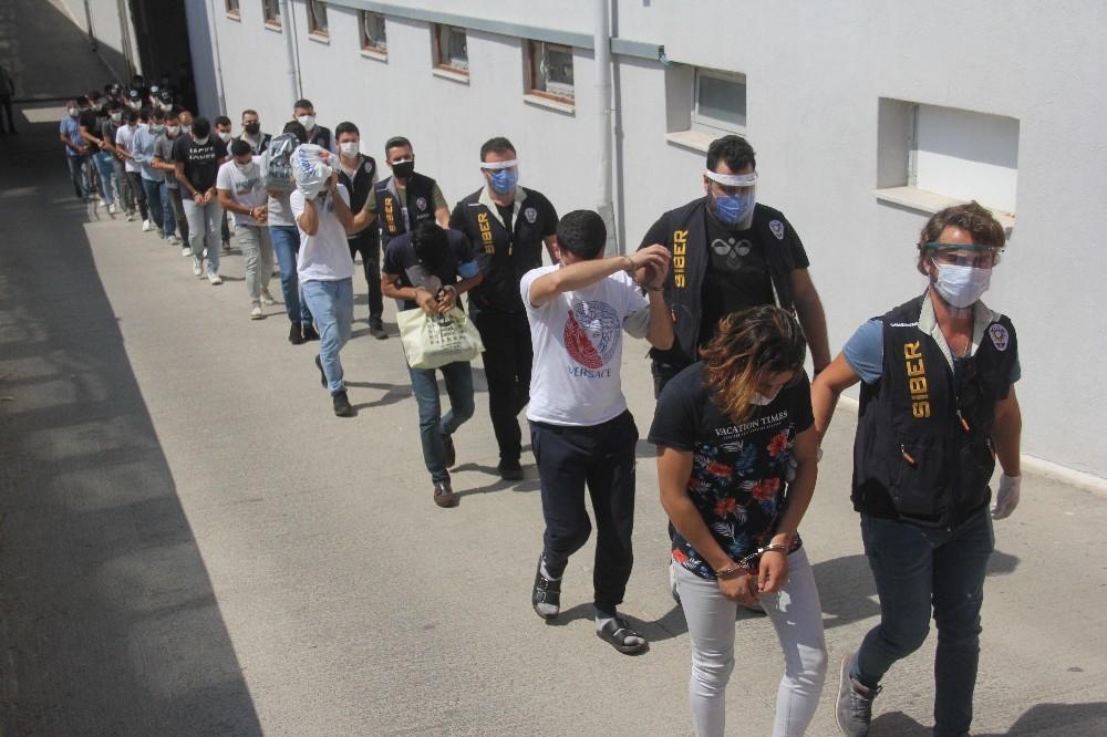 37 milyon liralık yasa dışı bahis hareketine 17 tutuklama - Adana Haberleri