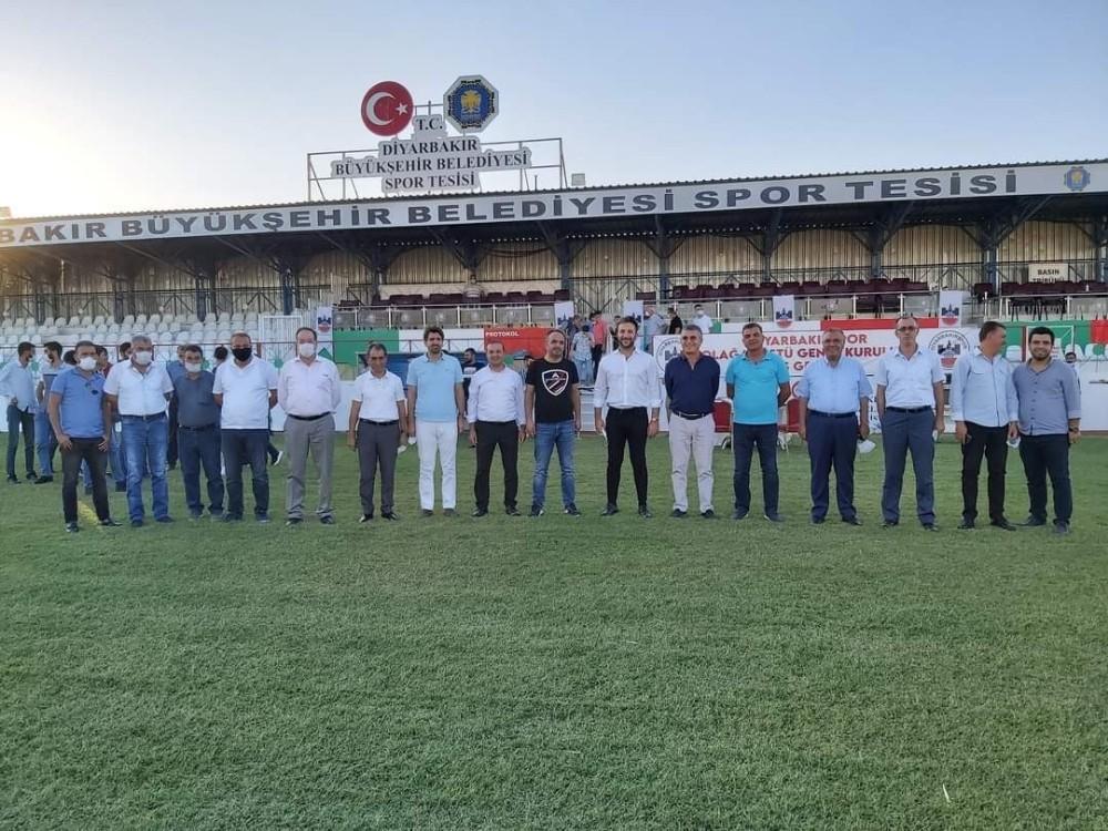 Diyarbakırspor'da 12 transfer ve görev dağılımı