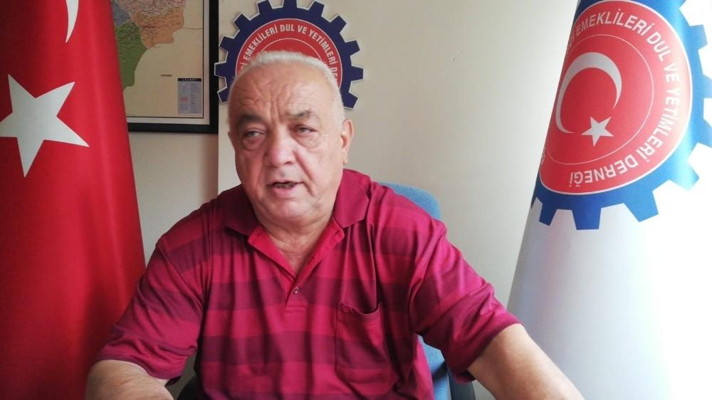 Sarıoğlu, halk otobüsü sorununun çözülmesini istedi