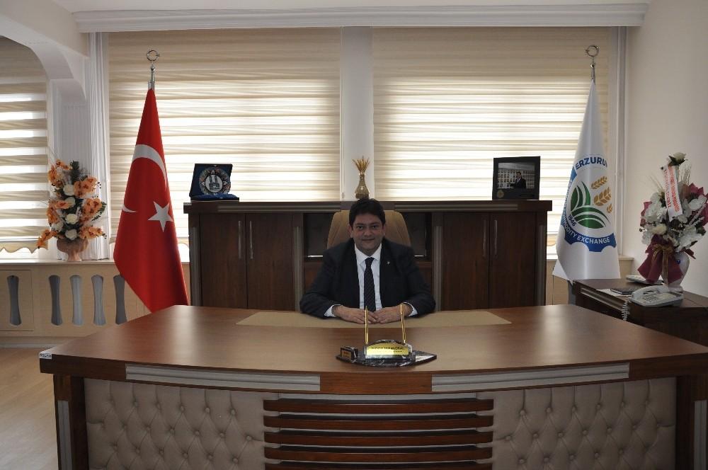 """ETB Başkanı Oral: """"Halk sağlığını olumsuz yönde etkileyen taklit ve tağşiş ürünler ayrıca Erzurum'un markalaşmasındaki en büyük engel"""""""