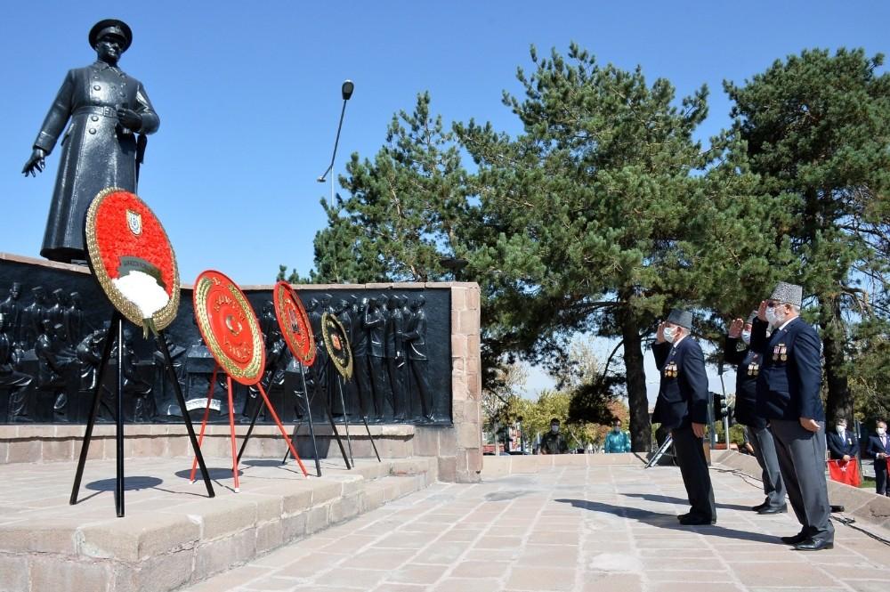Gaziler Günü Erzurum'da Kutlandı Düzeltme