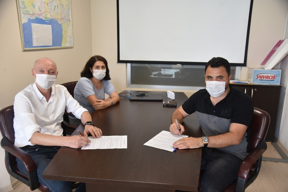 İzmit Belediyesi, kentin geleceği için protokol imzaladı