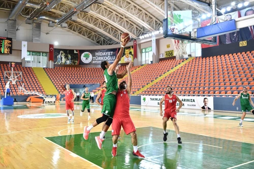 Mamak Belediyesi, Samsunspor'u 94-86 yendi