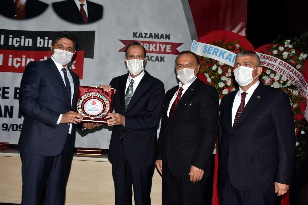 MHP Aliağa, Abdurrahim Aydemir ile devam