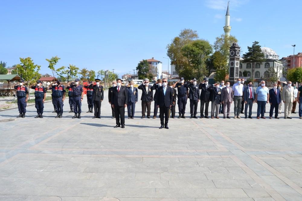 Alaçam'da Gaziler Günü