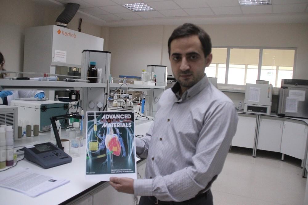 Özel Türk bilim insanı yapay organları gerçeğe bir adım daha yaklaştırdı
