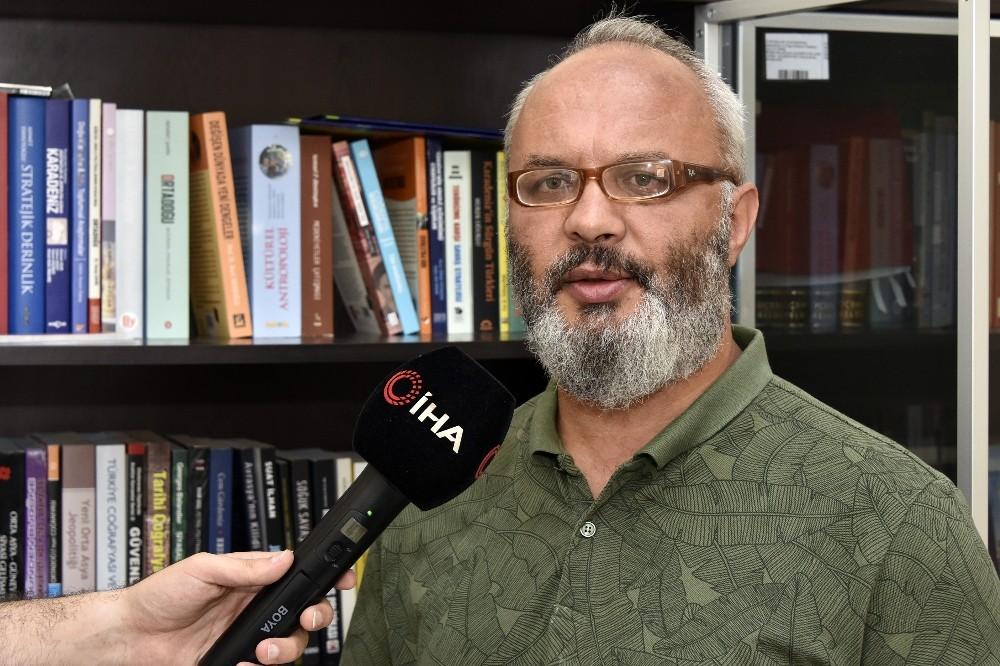 Prof. Dr. Nafiz Maden: Karadeniz ve Akdeniz yeni enerji kaynaklarına gebe