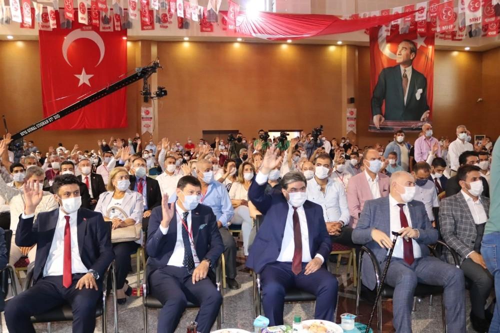 MHP Adana'da Bünyamin Avcı güven tazeledi - Adana Haberleri