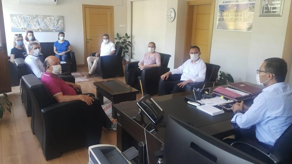 Alaşehir'de iki proje destek alacak