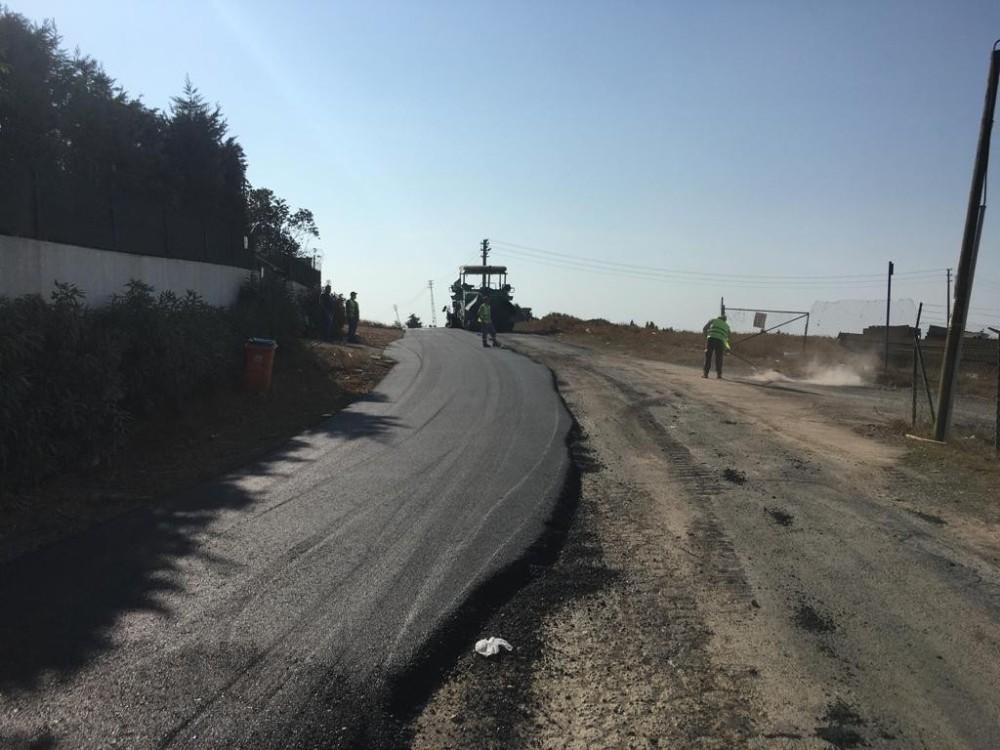 Darıca'da asfalt ve parke çalışmaları sürüyor