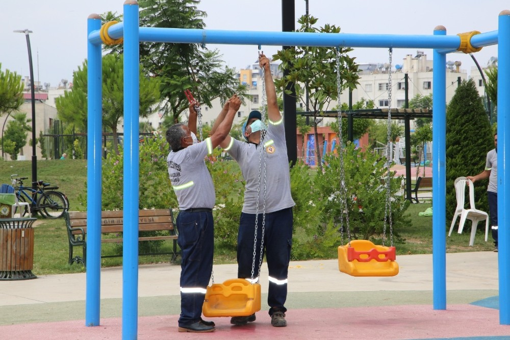 Yüreğir'de parksız mahalle kalmayacak