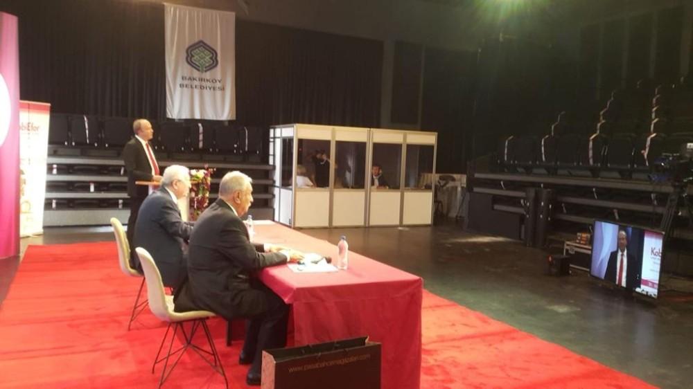 Başkan Hançerli, 23. Avrasya Ekonomi Zirvesi'nde Konuştu