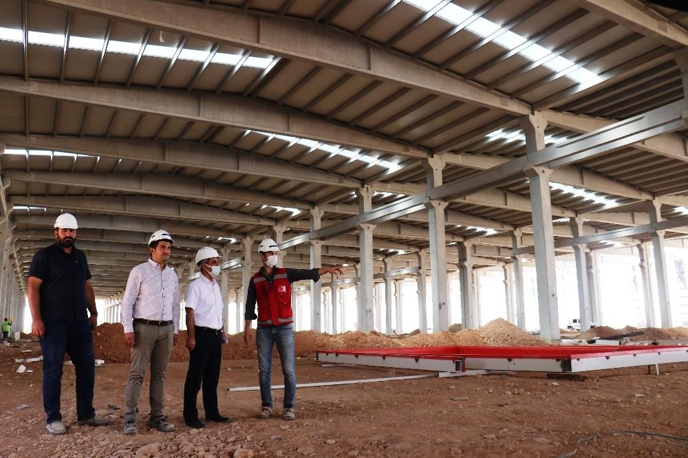 Malatya, Türk Kızılay'ın üretim üssü haline geliyor