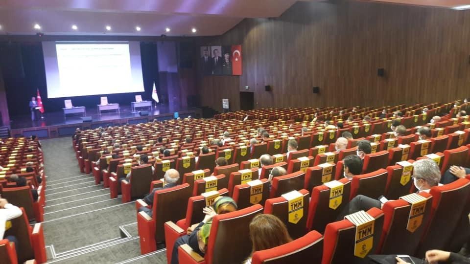 İzmit'te okul müdürleriyle toplantısı yapıldı