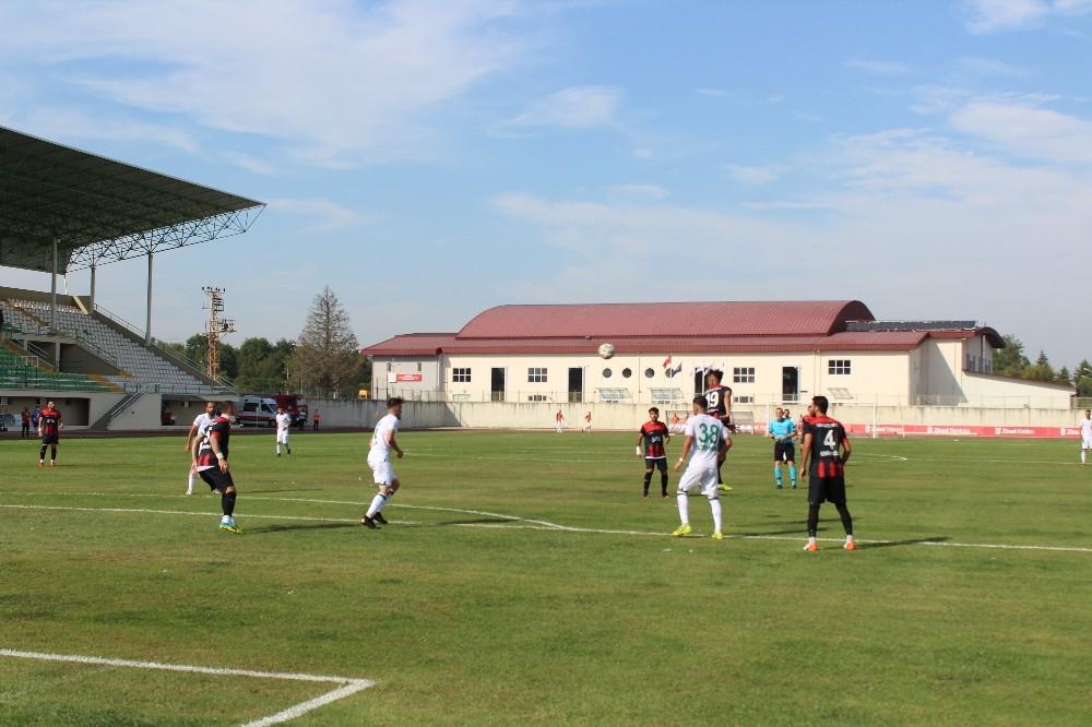 Ziraat Türkiye Kupası 1. Ön Eleme Turu: Çarşambaspor : 0 - Yozgatspor 1959 FK: 1