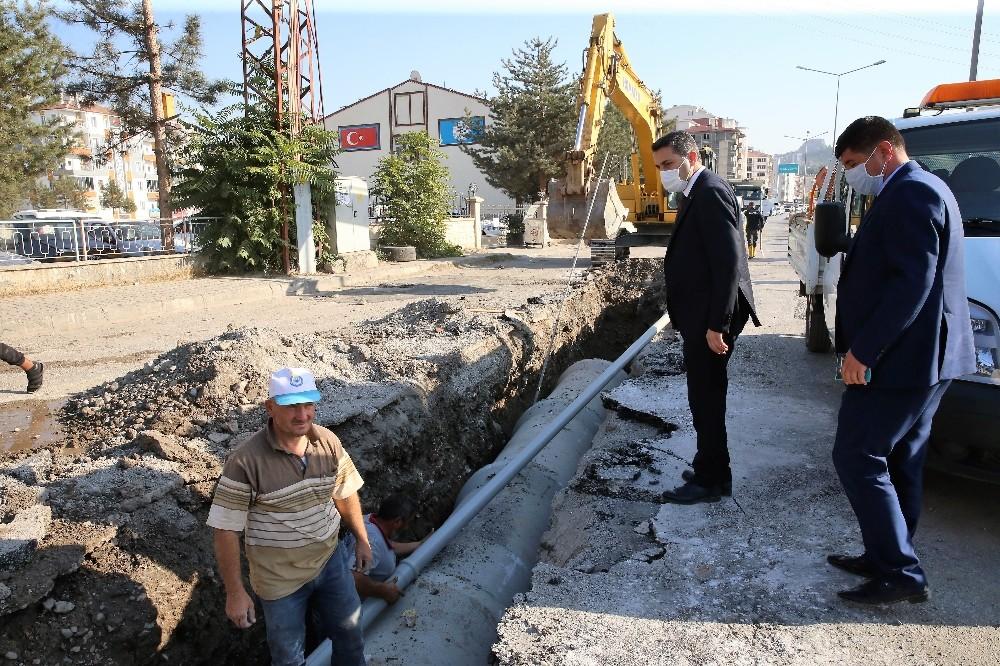 Tokat'ta, belediye tarihinin en geniş kapsamlı çalışması