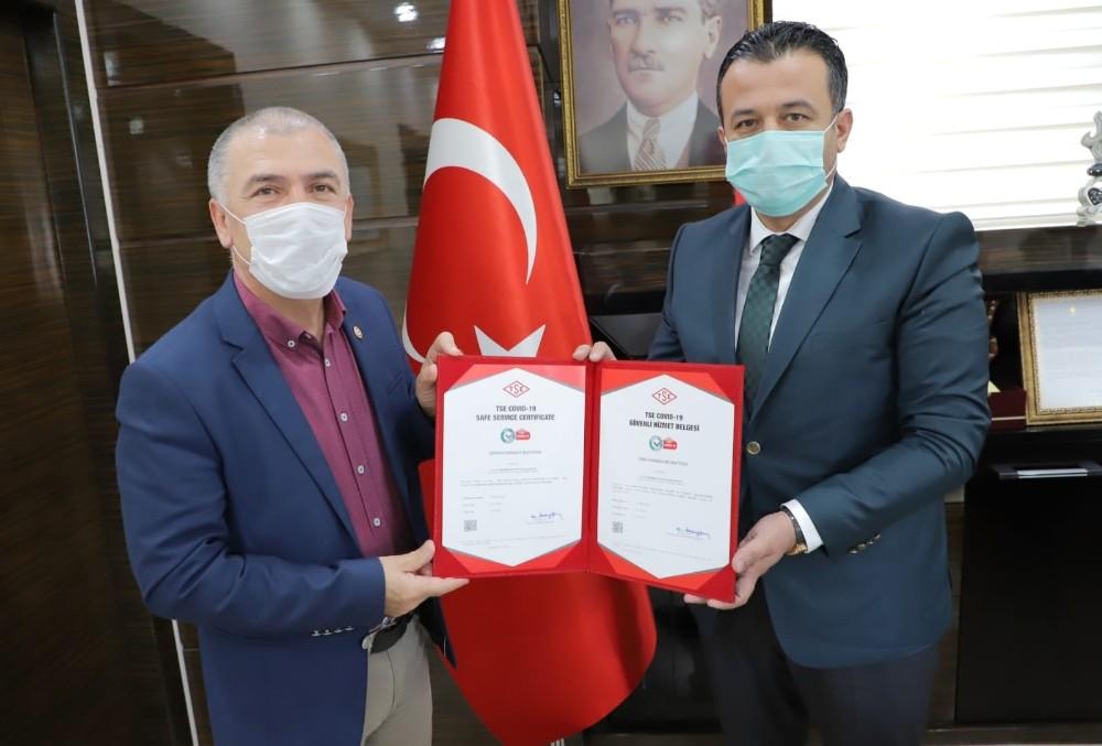 Çarşamba Belediyesi Karadeniz'de bir ilki başardı
