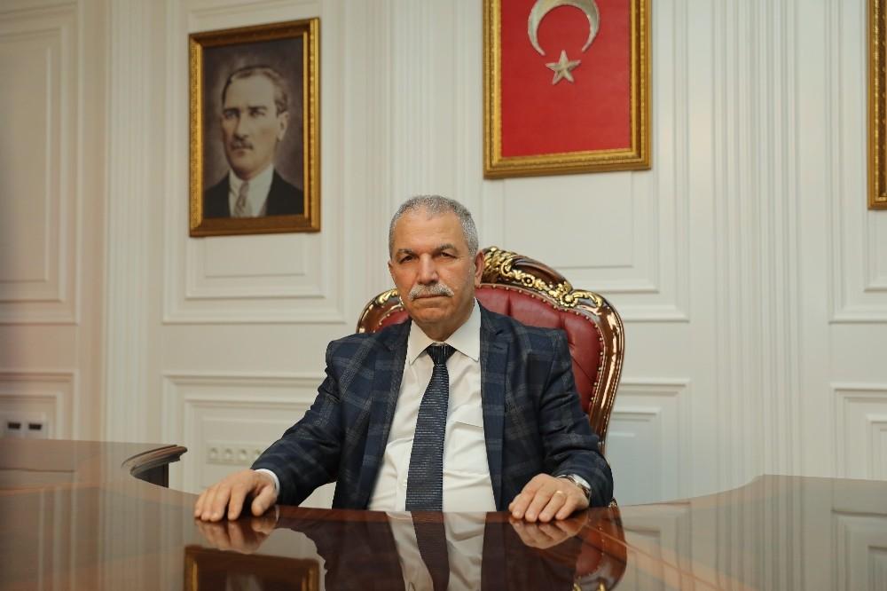 """Başkan Demirtaş: """"Muhtarlar halk ile devlet kurumları arasında bir köprüdür"""""""