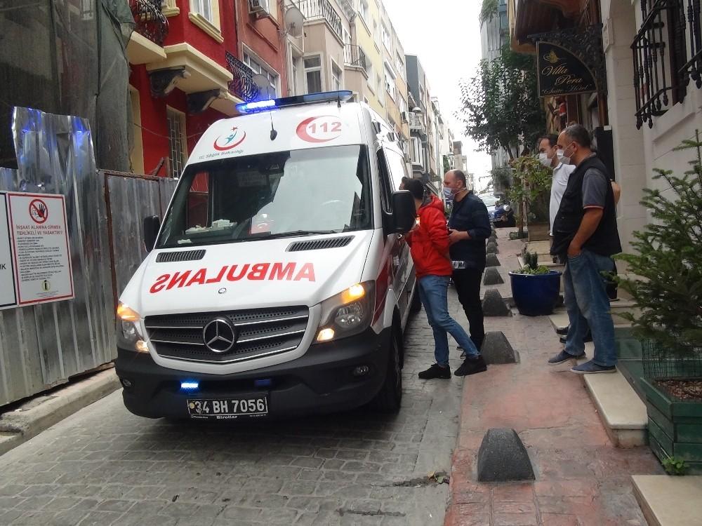 ÖZEL İranlı kadın konakladığı otelde intihar girişiminde bulundu