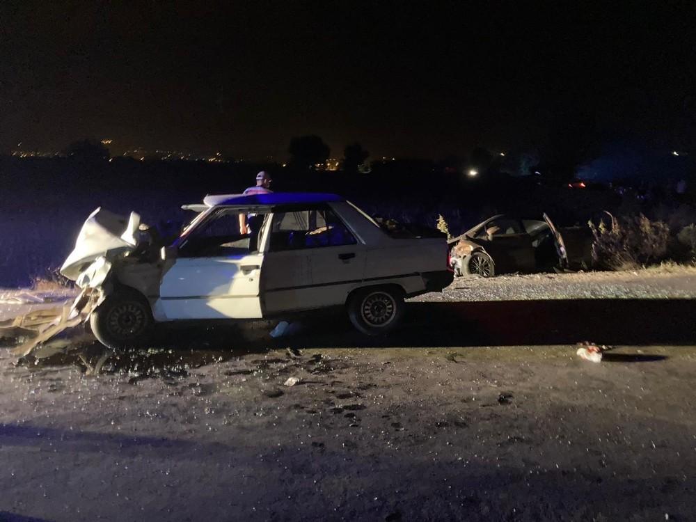 Osmaniye'de trafik kazası: 1 ölü, 7 yaralı