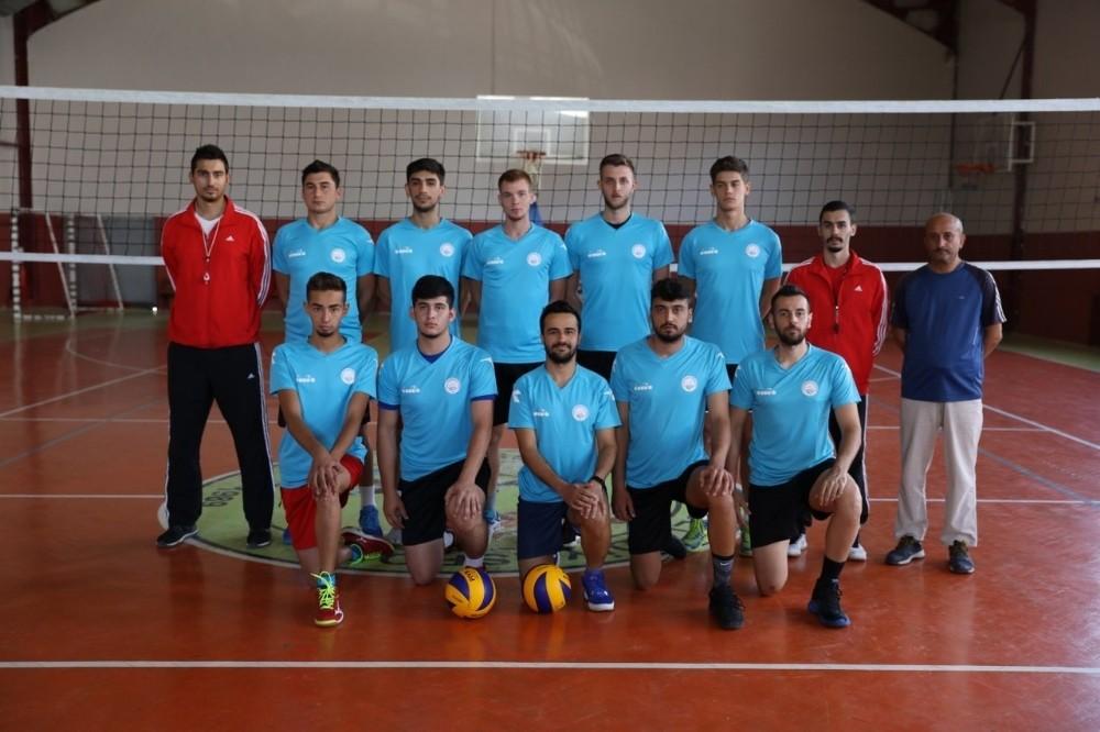 Türkiye Voleybol Erkekler 1.Lig 2.Hafta