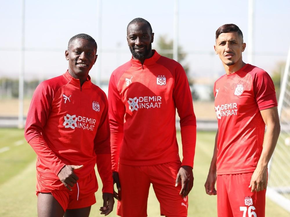 Sivasspor'da Villarreal maçı hazırlıkları başladı