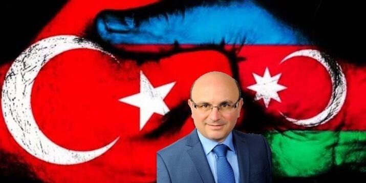 Başkan Oral: Azerbaycanlı kardeşlerimizleyiz