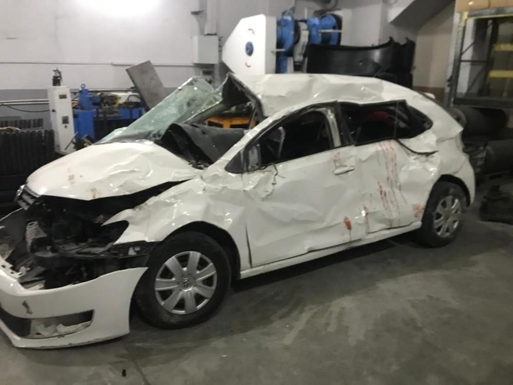 Otomobil uçuruma yuvarlandı: 12 yaşındaki Gizem hayatını kaybetti
