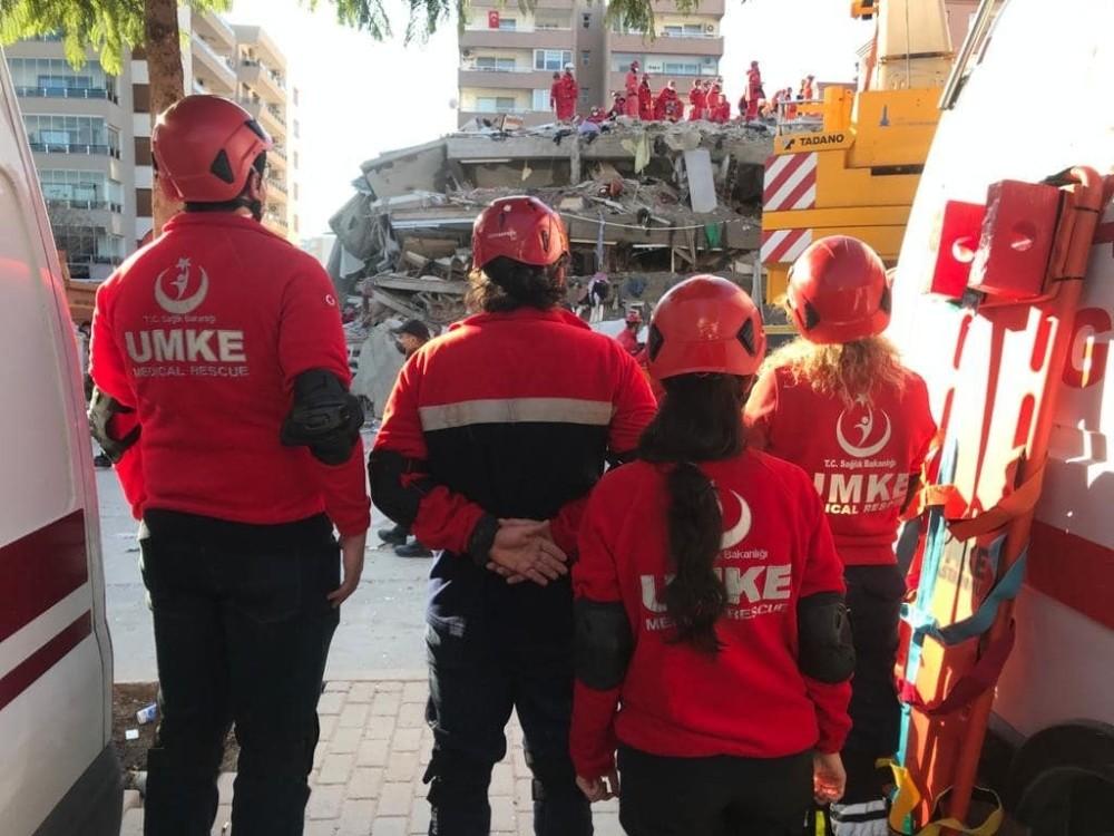 Kastamonu'dan deprem bölgesine kurtarma ekibi sevk edildi - Kastamonu Haberleri