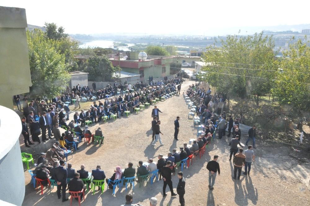 Şırnak'ta husumetli aileler barıştı