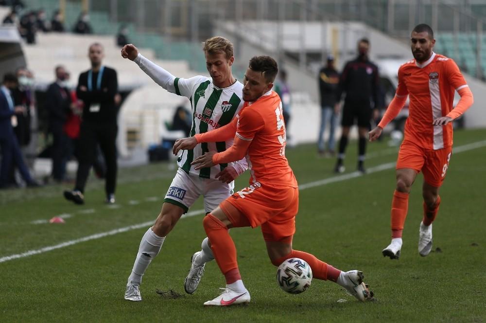 Bursaspor sezon rekoru kırdı