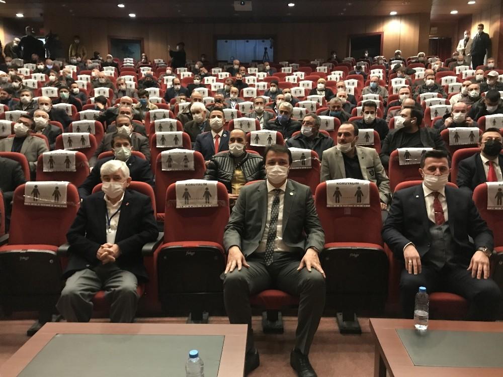Saadet Partisi 6. Olağan İl Kongresi Yapıldı