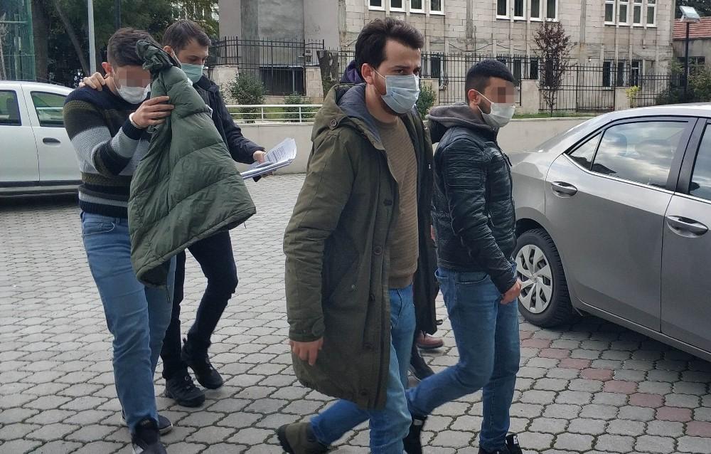 Samsun'da uyuşturucudan gözaltına alınan 2 kişi serbest bırakıldı