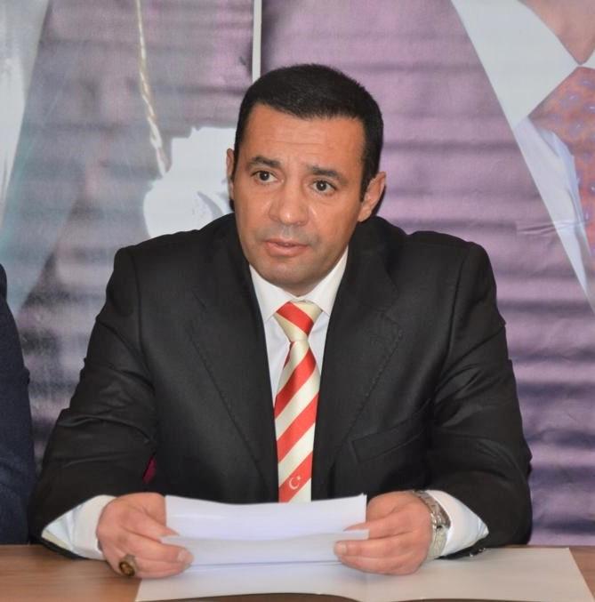 MHP Kütahya İl Başkanlığı görevine Selçuk Alıç seçildi