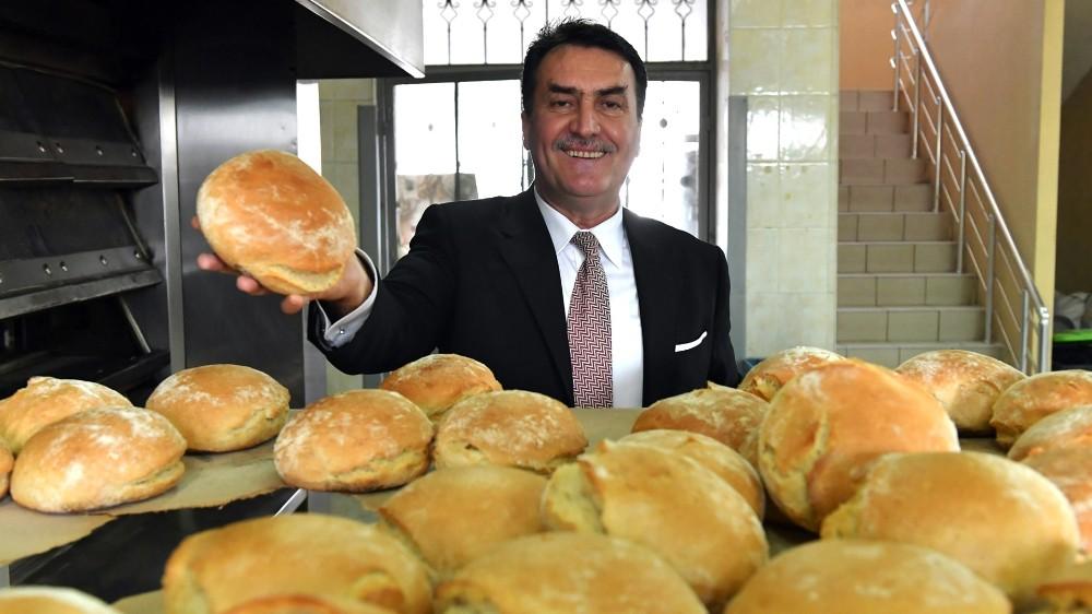 Osmangazi'de her gün 6 bin ekmek dağıtılıyor