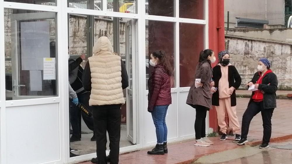 Zonguldak'ta adaylar KPSS'de ter döküyor