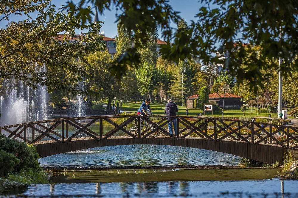 Türkiye'nin ilk ve tek Yeşil Bayrak ödülünü bu yıl da İncilipınar Parkı aldı