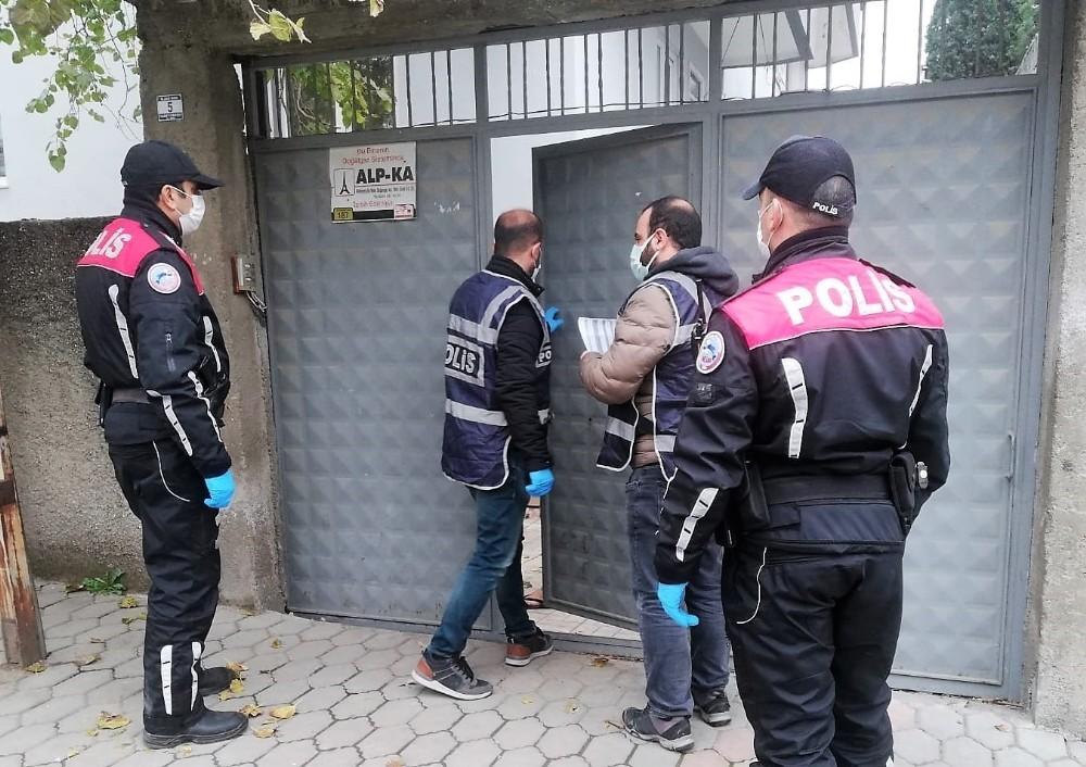 Aranan şüphelilere yönelik operasyonda 7 kişi yakalandı