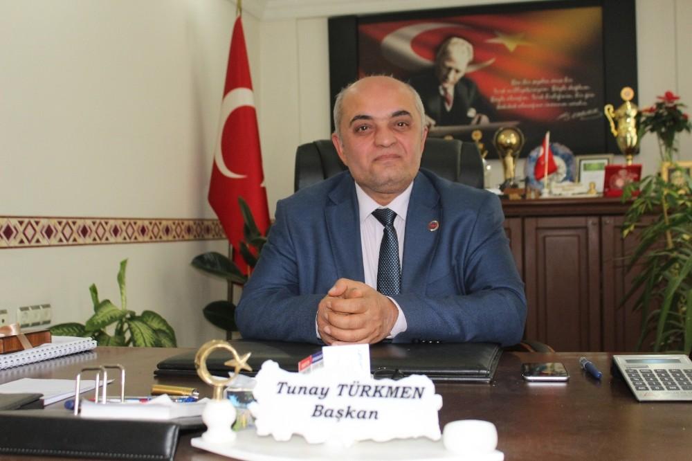 Başkan Türkmen: Çalışmalarımız artarak devam edecek