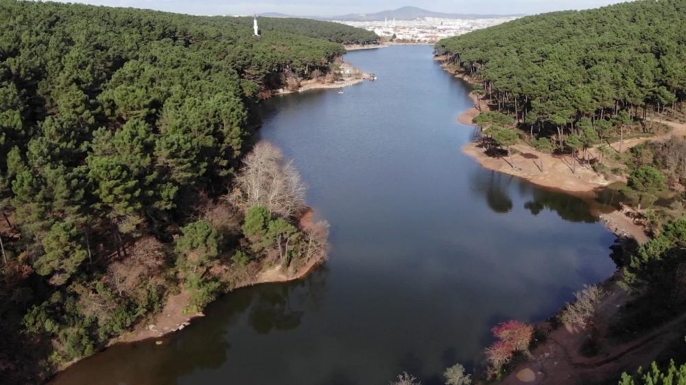 Özel İstanbul Aydos gölü alarm veriyor