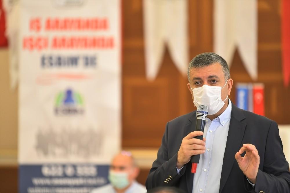 Başkan Bozkurt, yıllık istihdam hedefini aştı