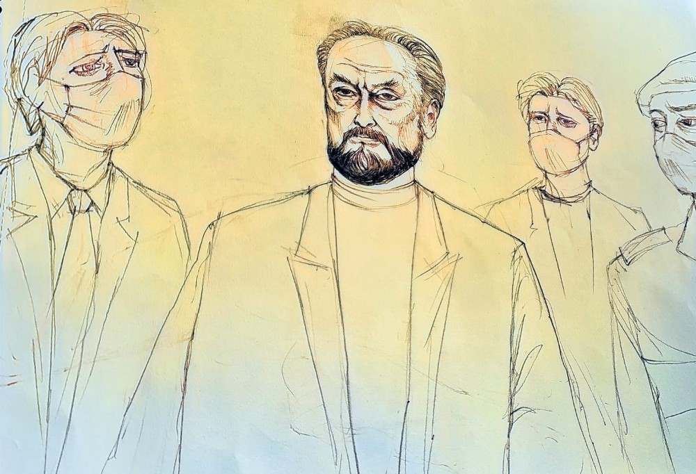 Adnan Oktar suç örgütü davasında rekor hapis