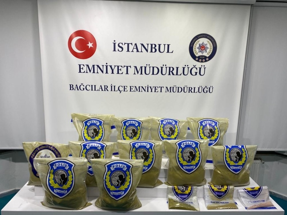 Özel İstanbul'da 55 kilogram uyuşturucuyla yakalanan zehir tacirleri tutuklandı