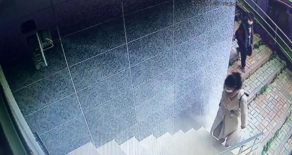 Özel İstanbul'da genç kadının yaşadığı kapkaç dehşeti kamerada