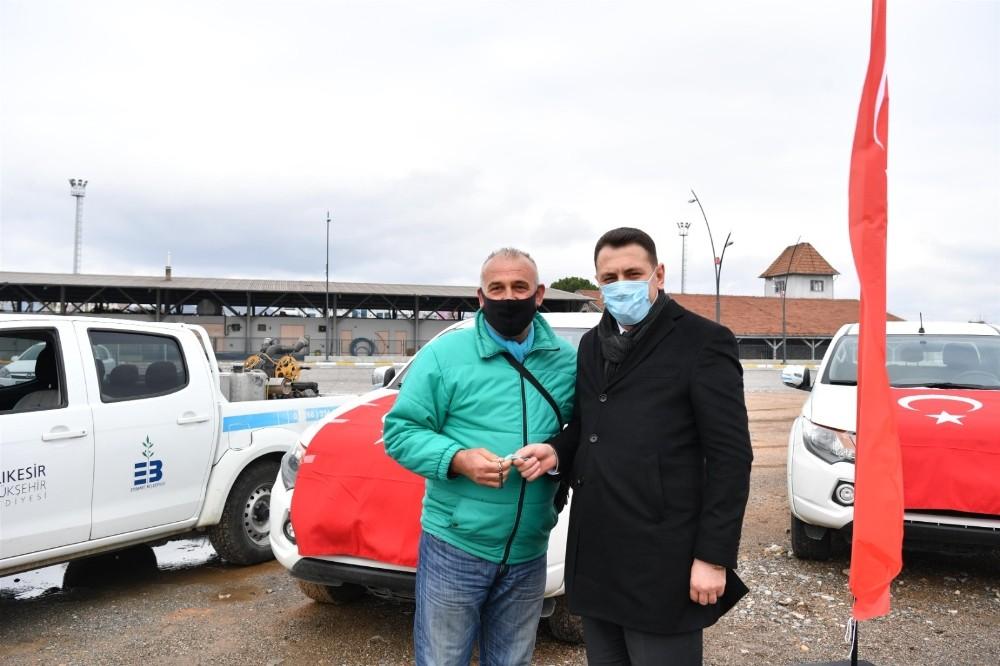 Büyükşehir'den haşereyle mücadeleye dev destek