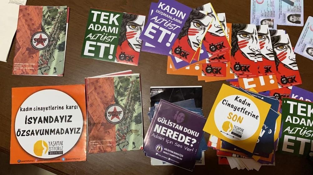 İzmir merkezli 12 ilde büyük terör operasyonu: 48 gözaltı