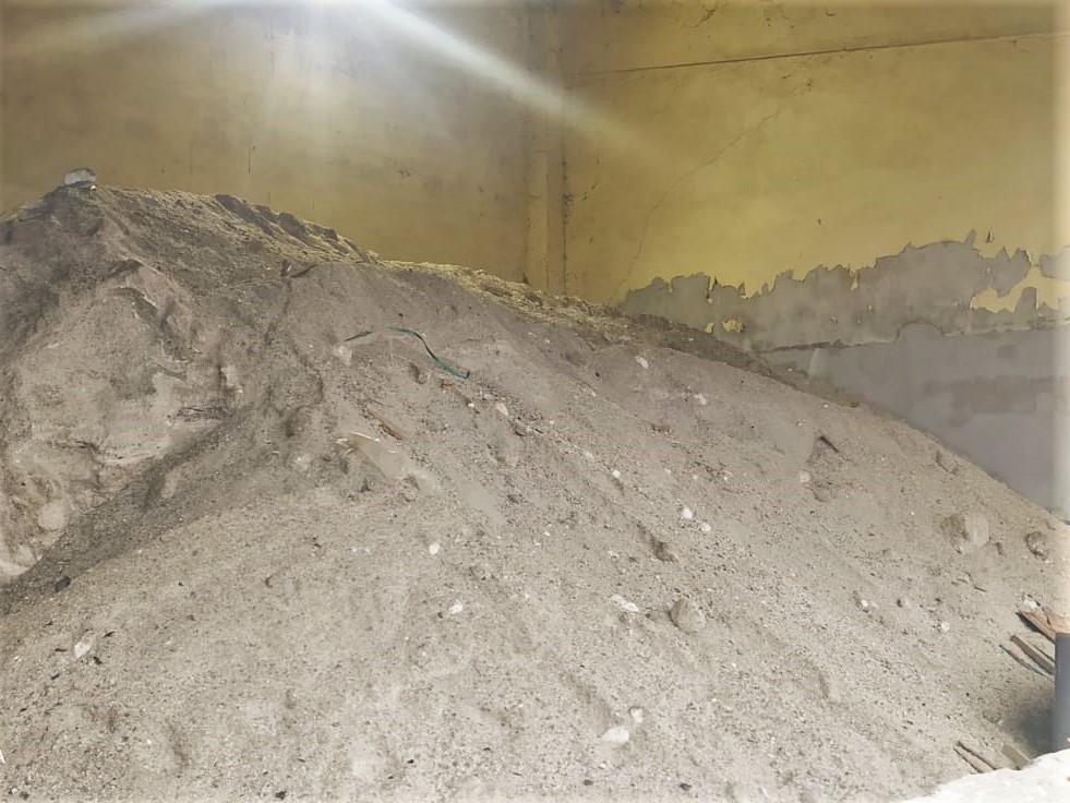 Kışa hazırlık için 250 ton tuz ve 9 ton solüsyon stoklandı