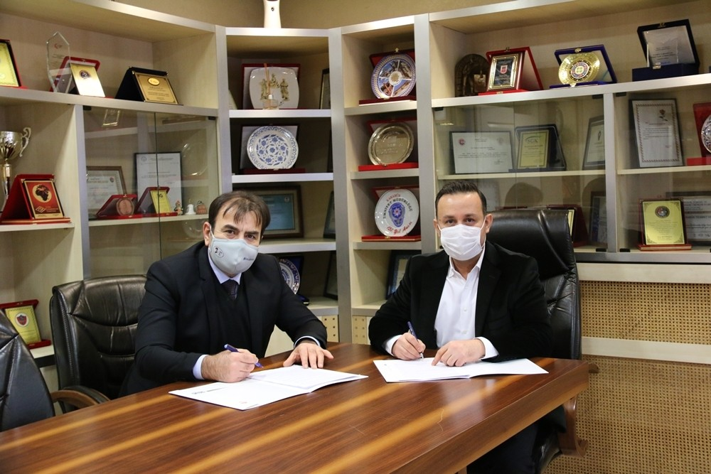 Karabük TSO ile Halkbank arasında protokol
