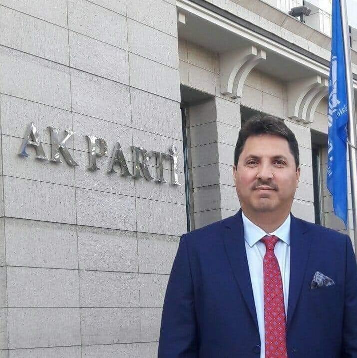 AK Parti Aydın İl Başkanlığı için Tanju Karaçancı da aday olduğunu açıkladı
