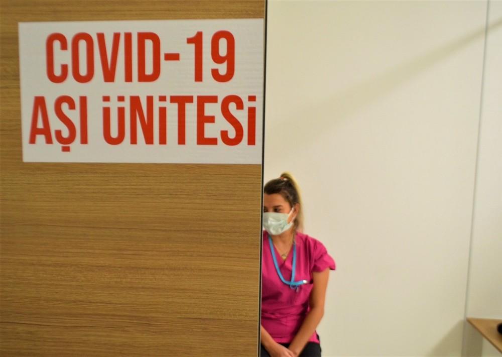 Tekirdağ'da şimdiden bin sağlık çalışanı aşı oldu